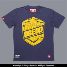 "Scramble ""Dredd Badge"" Tee"